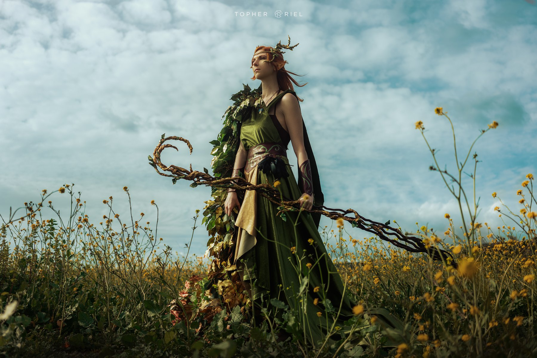 Keyleth By Arkady Cosplay Critical Role Cosplay With the help of vox machina, keyleth completed her rite of passage and learned about the world around her and its people. keyleth by arkady cosplay critical role cosplay